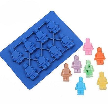 Lego Backform | Lego Silikonform | Lego Bausteine Backform | Silikon Lego Bausteine Backform