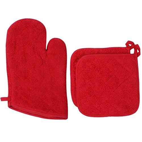 rote topflappen | topflappen | baumwoll topflappen | rote baumwoll topflappen | ofenhandschuhe | rote ofenhandschuhe | rote baumwoll handschuhe