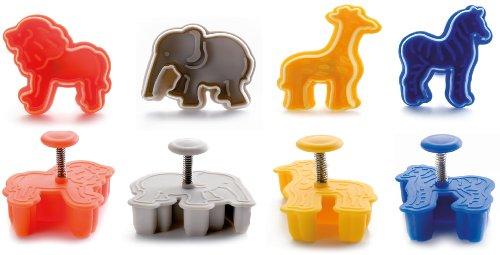Elefant plätzchenausstecher | Kuchenform Dickhäuter | Backform Elefant | Rüsseltier Backform