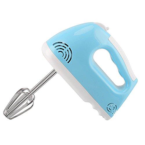 blau weißer handmixer | handrühgerät blau - weiß