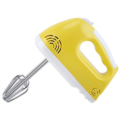 gelber handmixer   handrührgerät gelb
