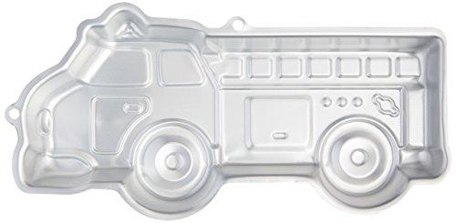 Backform Feuerwehrauto | Kuchenform Fahrzeuge