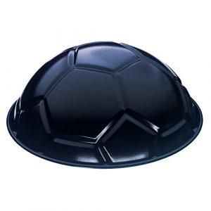 Backform Fußball, Kuchenform Fußball, Ausstechform Fußball