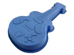 Backform Gitarre, Kuchenform Gitarre, Ausstechform Gitarre