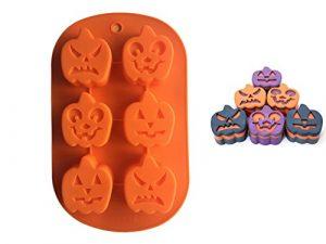 Backform Halloween, Kuchenform Halloween, Ausstechform Halloween