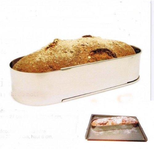 Kuchenform Stollen | Gebäck Backform | Kuchenform Gebäck | Backform Stollen