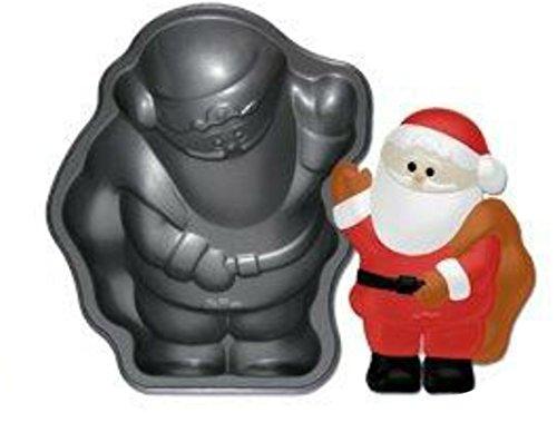 Weihnachtsmann Backform | Kuchenform Weihnachtsmotive