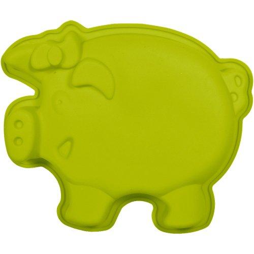 Tiere plätzchenausstecher | Kuchenform Lebewesen | Backform Tiere | Lebewesen Backform | Silikon Schwein Backform
