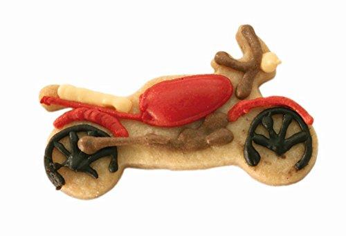 Kraftrad plätzchenausstecher | Kuchenform Motorrad | Backform Kraftrad | Motorrad Backform