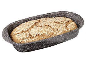 Brotbackform, Brotbackschale, Backform zum Brot backen