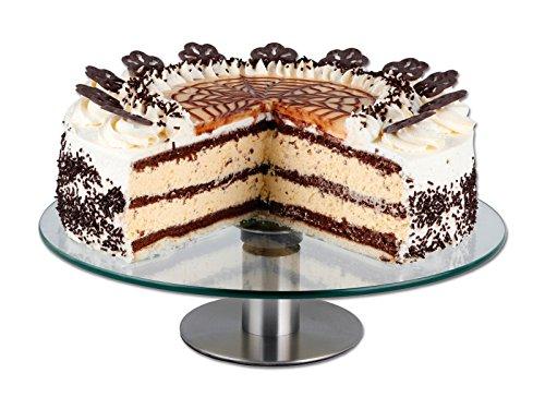 Tortenplatte | kuchenplatte | drehbare Kuchenplatte | Drehteller für Kuchen | Kuchenständer | drehbarer kuchenständer