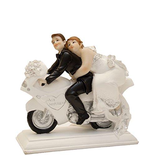Brautpaar | Hochzeitspaar| Brautpaar auf dem Motorrad | Hochzeitspaar auf dem Motorrad