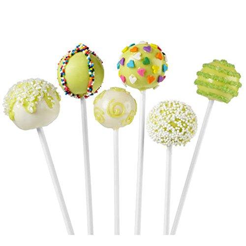 Lolli-Sticks für Kuchen | cake pops am stiel | Lolli-Sticks | Kuchenlollis