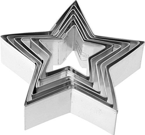 Plätzchenformen | Ausstecher Stern | Plätzchenform Stern