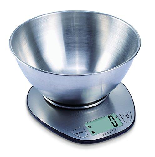 küchenwage | Backwage | elektronische Küchenwage | Küchenwage mit SChüssel | Backwage mit schüssel
