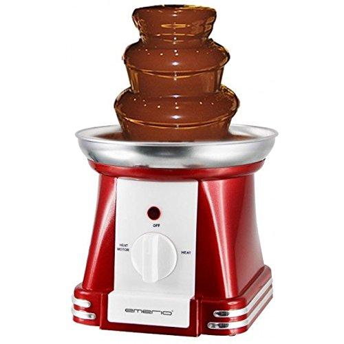 Schokoladenbrunnen | 3 ebenen Schokoladenbrunnen | 450ml schokobrunnen | Schokoladenbrunnen mit 450 ml schokolade