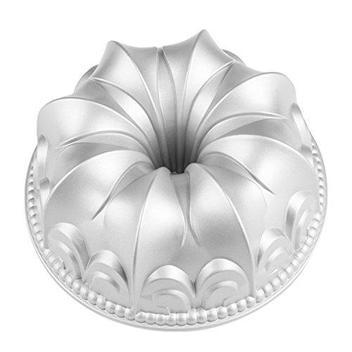 Aluminium Gugelhupf Backform | Aluminium Gugelhupf ofenform | kuchenform Aluminium Gugelhupf | Kuchenform Gugelhupf