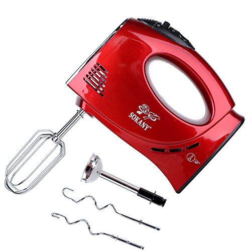 Handmixer mit Pürierstab | Küchenmaschiene | Handrührgerät mit Pürierstab | Handrüher Handmixer |