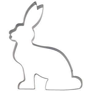 Kaninchen plätzchenausstecher   Kuchenform Hase   Backform Kaninchen   Hase Backform  