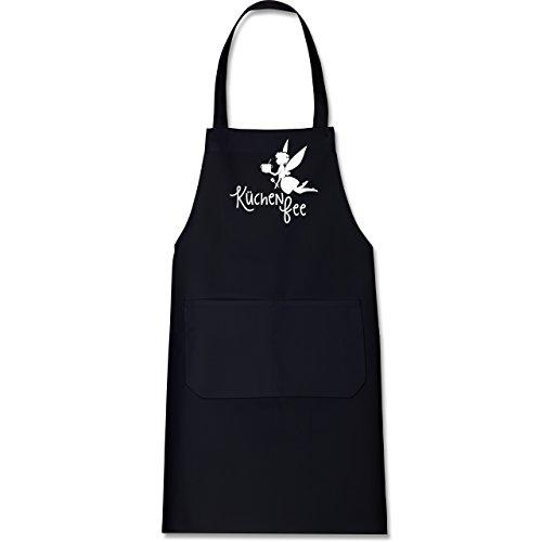 schwarze backschürze | kochschürze schwarz