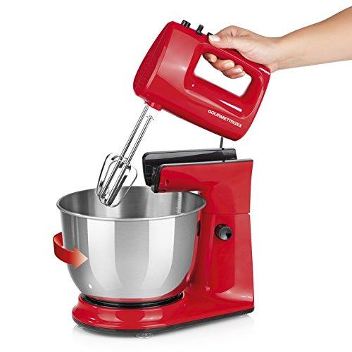 küchenmaschiene | backmaschiene rot | rote küchenmaschiene zum backen