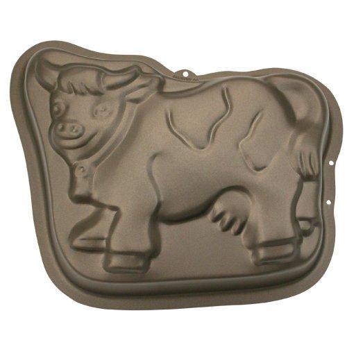Kuh plätzchenausstecher | Kuchenform Rind | Backform Rind | Kuh Backform