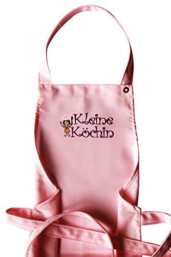 kinder backschürze | backschürze fü kinder| mädchen backschürze | rosa backschürze | rosa mädchen backschürze