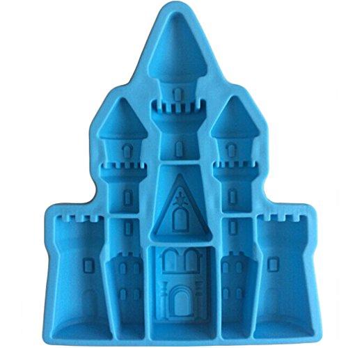 3d Burg Backform | Kuchenform 3d burg