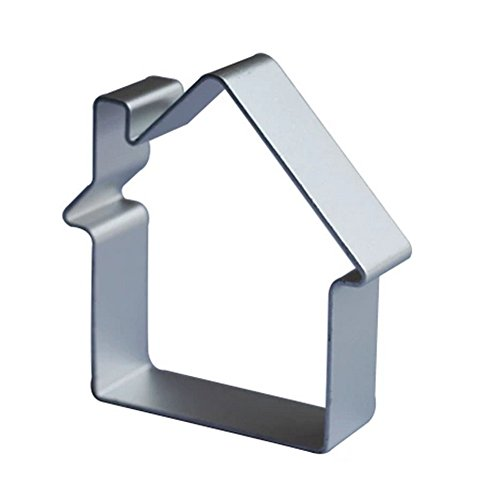 Ausstechform Haus | Hausmotiv Ausstecher