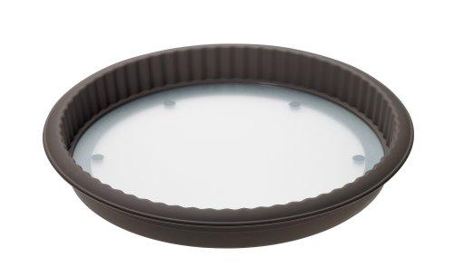 Backformen mit Glasboden | Kuchenform mit Glasboden | Glasboden Backform | Quicheform mit glasboden