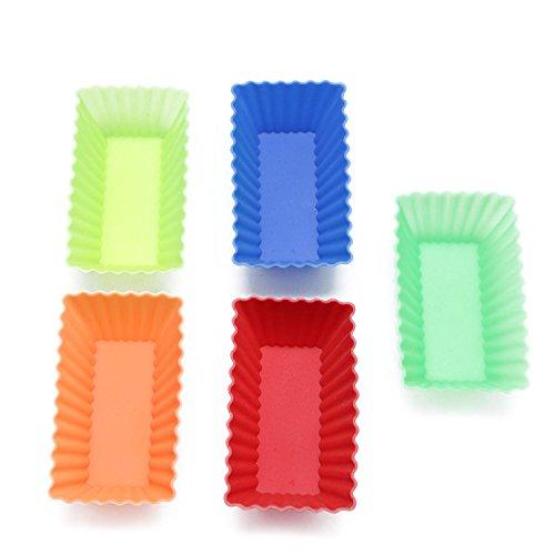 Kuchenform Kleine | Mini Backform | runde Backform | kleine Backform rund | Kuchenform Mini | Backform Kleine | 20 silikonformen zum backen