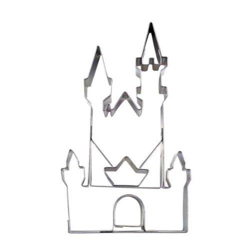 Plätzchenausstecher Burg | Ausstecher Schloss Neuschwanstein | Backform Burg