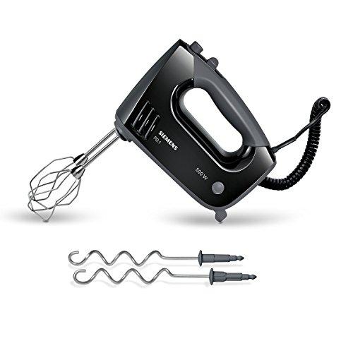 Siemens Handmixer | Handrührgerät Siemens | Handmixer schwarz-grau | handrührgerät schwarz grau