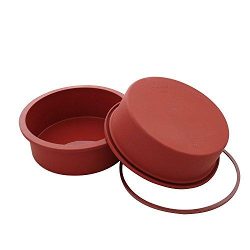 Silikon Backform | 18 cm Silikon Backform | Kuchenform 18 cm | Backform 18 cm | 18 cm Kuchenform | 18 cm Backform