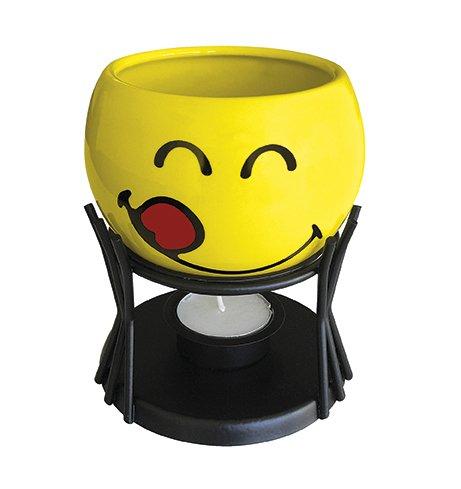 Smiley Schokoladenfondue | Emoticon schokoladenfondue