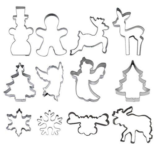 Ausstechformen | Formen zum Ausstechen | Plätzchenformen