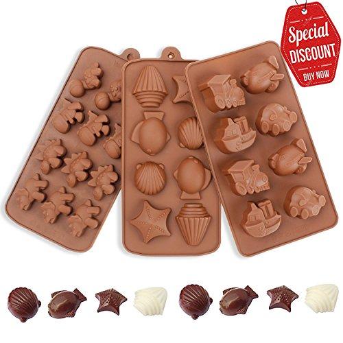 SveBakeSilikon Schokoladenform | Silikon Schokoladenform