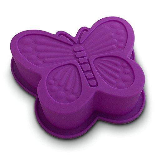 Silikon Backform | Flugtier plätzchenausstecher | Kuchenform Schmetterling | Backform Flugtier | Insekt Backform