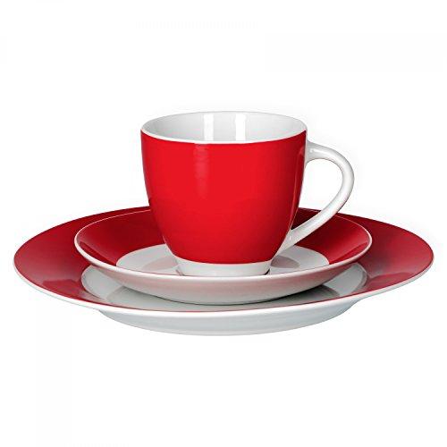 Kaffeeservice | Kaffeegeschirr | Kaffeeset | 18 teiliges Kaffeeset | Kaffeegeschirr 18 teilig | Kaffeeservice 18 teilig | Kaffeeservice für 6 personen | kaffeegeschirr für 6 personen | kaffeeset für 6 personen | Kaffeeservice in Rot | kaffeegeschirr in Rot | kaffeeset in Rot | Kaffeeservice für 6 personen in Rot | Kaffeeservice 18 teiig in Rot