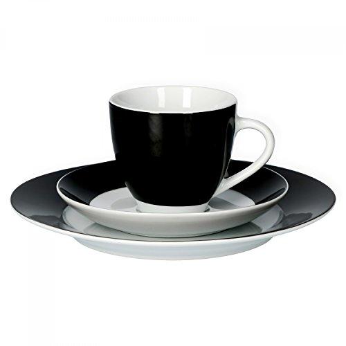 Kaffeeservice | Kaffeegeschirr | Kaffeeset | 18 teiliges Kaffeeset | Kaffeegeschirr 18 teilig | Kaffeeservice 18 teilig | Kaffeeservice für 6 personen | kaffeegeschirr für 6 personen | kaffeeset für 6 personen | Kaffeeservice in schwarz | kaffeegeschirr in schwarz | kaffeeset in schwarz | Kaffeeservice für 6 personen in schwarz | Kaffeeservice 18 teiig in schwarz
