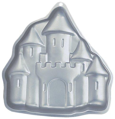 Wilton Backform Schloss | Backform Schloss | Kuchenform Schloss