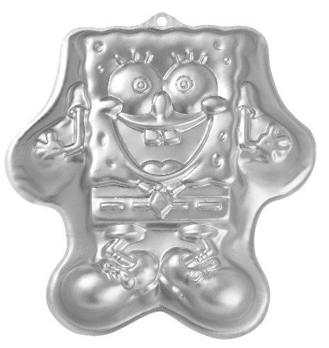 Wilton Spongebob Backform | Kuchenform Spongebob