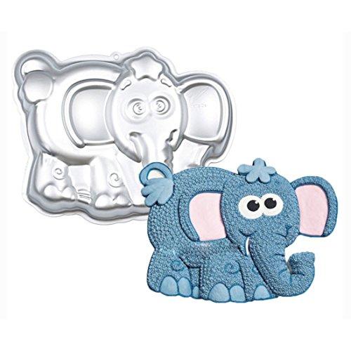 3D Silikonform Elefant | 3D Dickhäuter Silikonform | Rüseltier 3D Kuchenform | Elefant plätzchenausstecher | Kuchenform Dickhäuter | Backform Elefant | Rüsseltier Backform